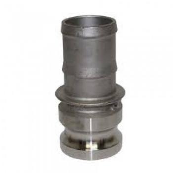 Бърза връзка Camlock Тип - E - Неръждаема стомана