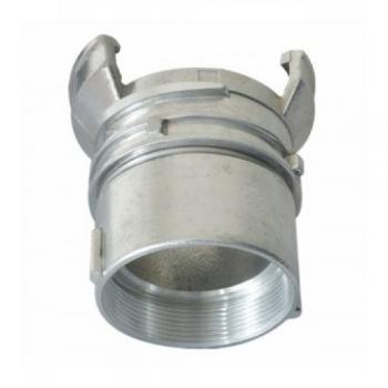 Накрайник тип GUILLEMIN, с контра с вътрешна резба, алуминий, 16bar