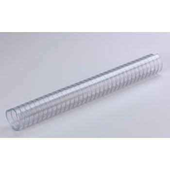 PVC маркуч с метална спирала PLUTONE A