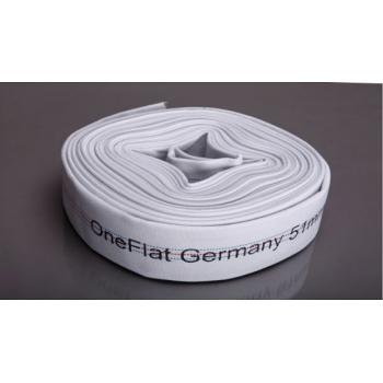 Пожарникарски плосък маркуч OneFlat Germany
