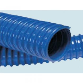PVC маркуч за изсмукване на газове и прах URARTU LD – BLUE