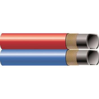 Сдвоен маркуч - кислород и ацетилен