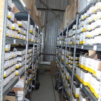 склад за маркучи и аксесоари