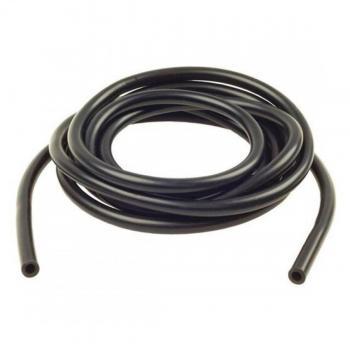 Черен силиконов маркуч за вакуум